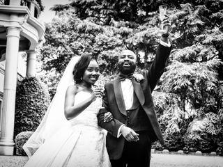 Le nozze di Cindy e Aubrey