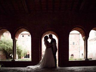 Le nozze di Fabrizia e Luca
