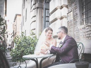 le nozze di Elisabetta e Silvano 1