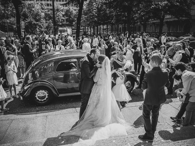 Il matrimonio di Riccardo e Carmen a Vercelli, Vercelli 35