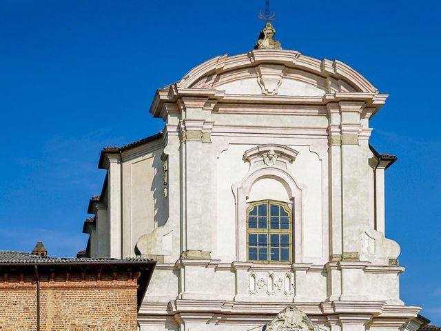 Il matrimonio di Riccardo e Carmen a Vercelli, Vercelli 37