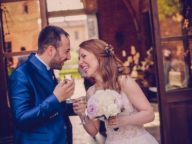 Il matrimonio di Riccardo e Carmen a Vercelli, Vercelli 38