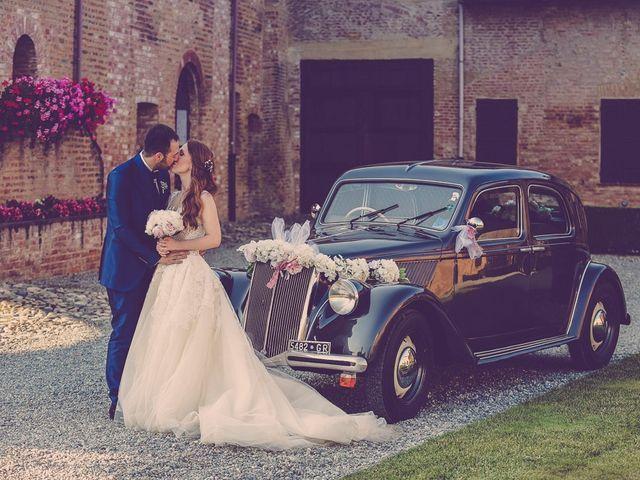 Il matrimonio di Riccardo e Carmen a Vercelli, Vercelli 39