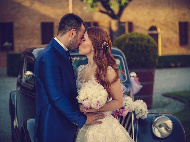 Il matrimonio di Riccardo e Carmen a Vercelli, Vercelli 41