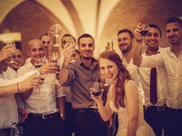 Il matrimonio di Riccardo e Carmen a Vercelli, Vercelli 53