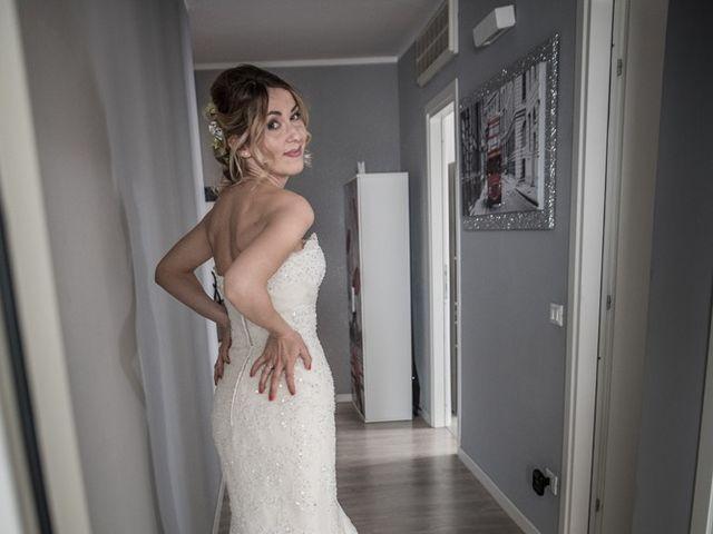 Il matrimonio di Emanuele e Klorela a Seriate, Bergamo 15