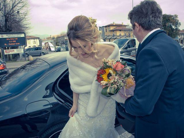 Il matrimonio di Emanuele e Klorela a Seriate, Bergamo 23