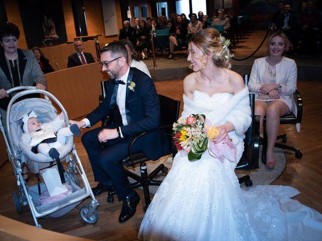 Il matrimonio di Emanuele e Klorela a Seriate, Bergamo 30