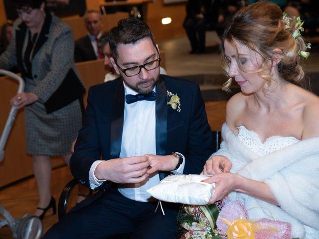 Il matrimonio di Emanuele e Klorela a Seriate, Bergamo 31