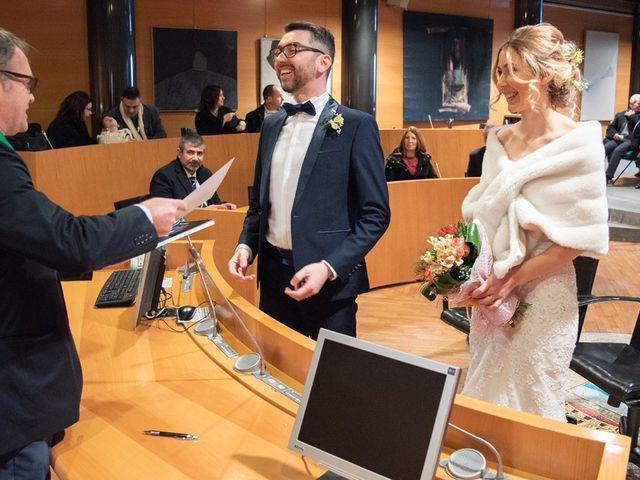 Il matrimonio di Emanuele e Klorela a Seriate, Bergamo 37