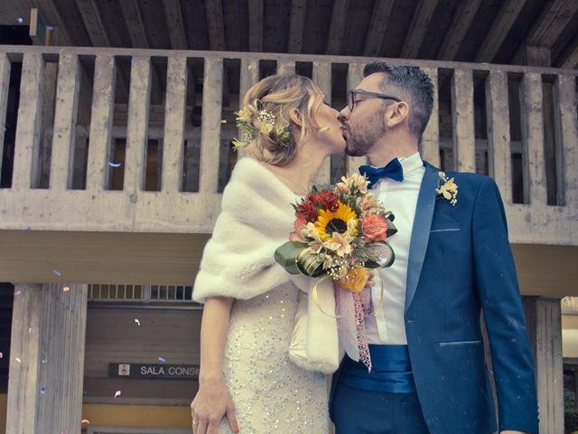 Il matrimonio di Emanuele e Klorela a Seriate, Bergamo 42