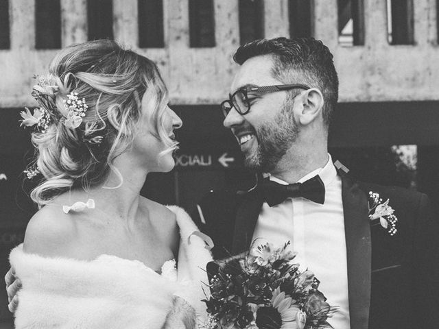 Il matrimonio di Emanuele e Klorela a Seriate, Bergamo 43