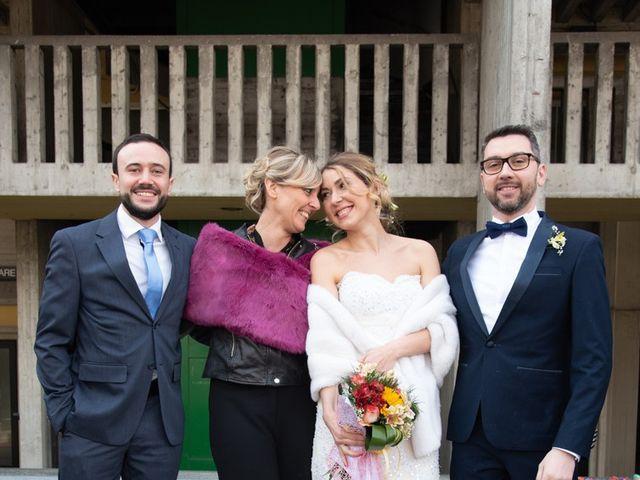Il matrimonio di Emanuele e Klorela a Seriate, Bergamo 47