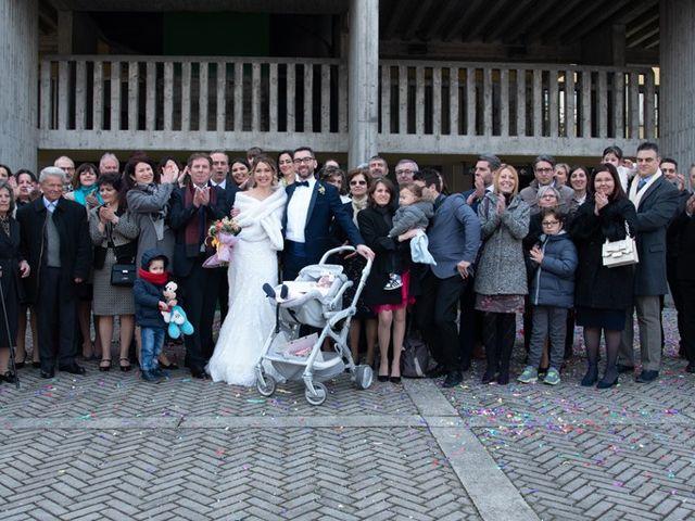 Il matrimonio di Emanuele e Klorela a Seriate, Bergamo 50
