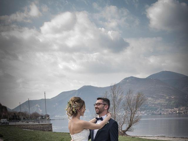 Il matrimonio di Emanuele e Klorela a Seriate, Bergamo 65
