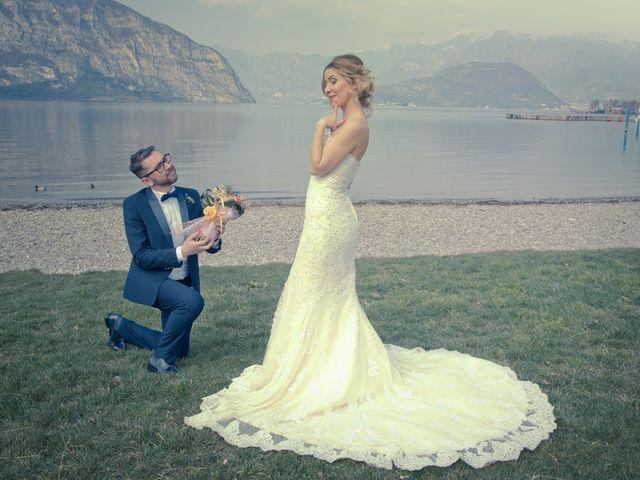 Il matrimonio di Emanuele e Klorela a Seriate, Bergamo 73
