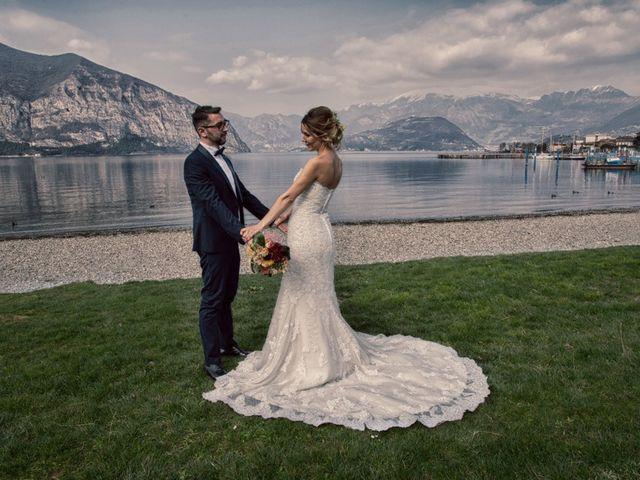 Il matrimonio di Emanuele e Klorela a Seriate, Bergamo 74