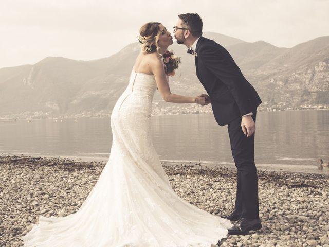 Il matrimonio di Emanuele e Klorela a Seriate, Bergamo 77