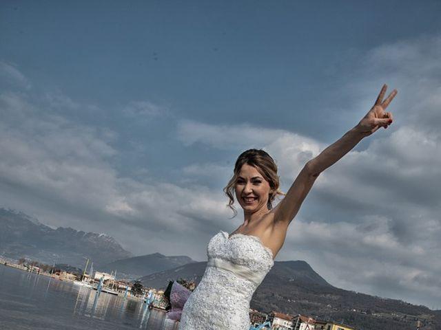 Il matrimonio di Emanuele e Klorela a Seriate, Bergamo 95