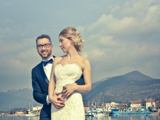 Il matrimonio di Emanuele e Klorela a Seriate, Bergamo 104