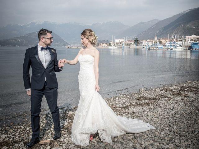 Il matrimonio di Emanuele e Klorela a Seriate, Bergamo 105