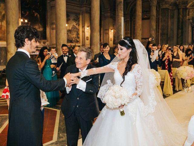 Il matrimonio di Daniele e Myriam a Roma, Roma 20
