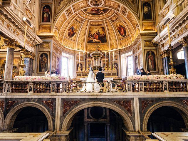 Il matrimonio di Daniele e Myriam a Roma, Roma 23