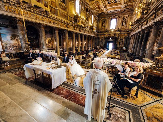 Il matrimonio di Daniele e Myriam a Roma, Roma 25
