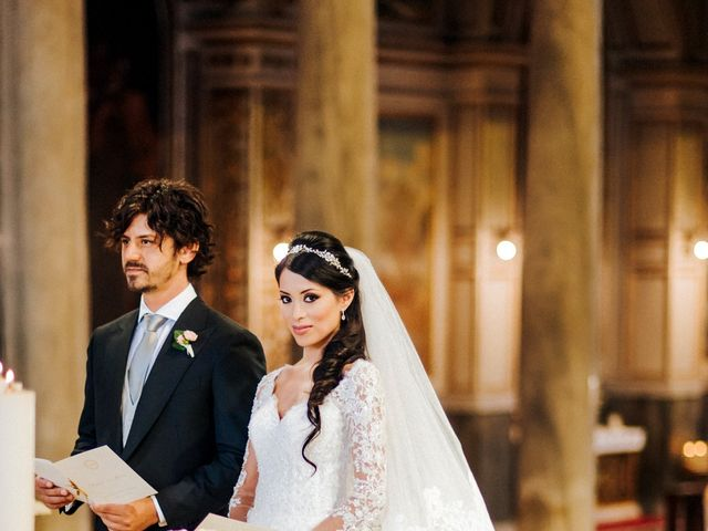 Il matrimonio di Daniele e Myriam a Roma, Roma 26