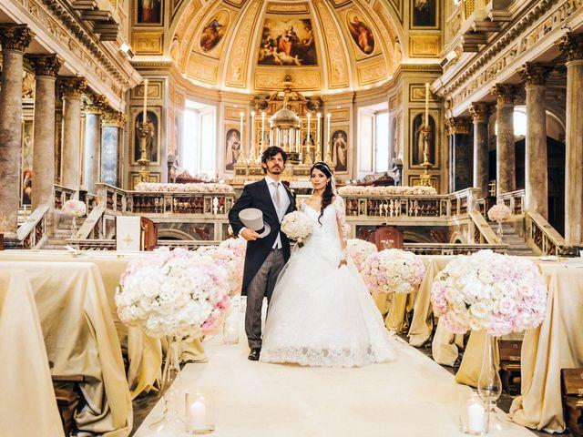 Il matrimonio di Daniele e Myriam a Roma, Roma 34