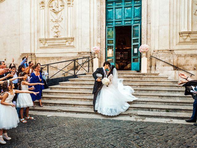 Il matrimonio di Daniele e Myriam a Roma, Roma 35