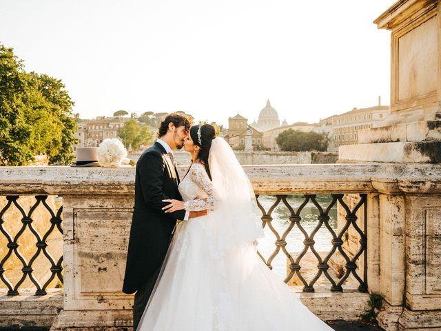 Il matrimonio di Daniele e Myriam a Roma, Roma 37