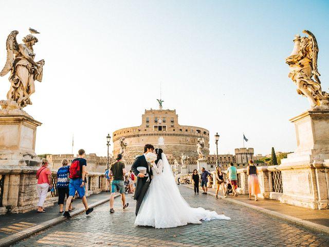 Il matrimonio di Daniele e Myriam a Roma, Roma 39