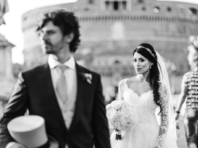Il matrimonio di Daniele e Myriam a Roma, Roma 41