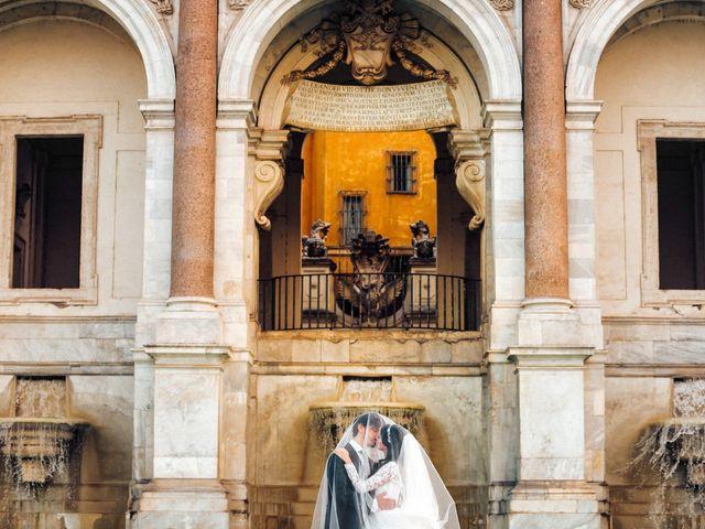 Il matrimonio di Daniele e Myriam a Roma, Roma 42