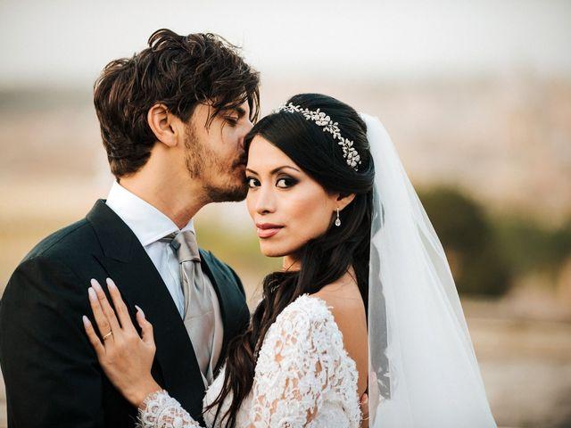 Le nozze di Myriam e Daniele