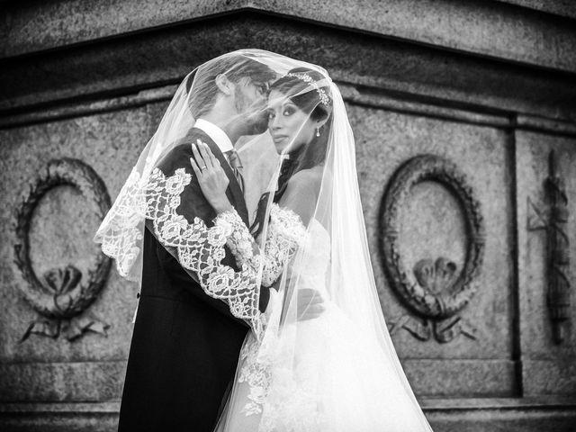 Il matrimonio di Daniele e Myriam a Roma, Roma 1