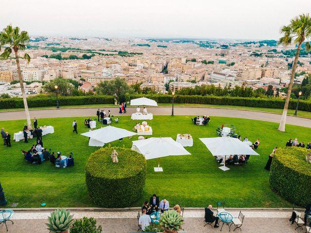 Il matrimonio di Daniele e Myriam a Roma, Roma 44