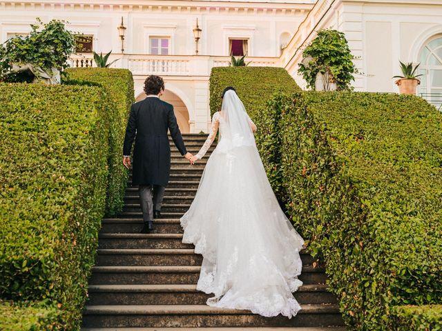 Il matrimonio di Daniele e Myriam a Roma, Roma 45