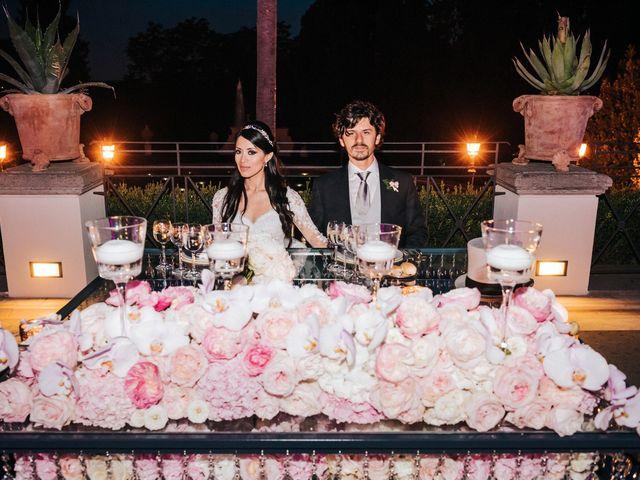Il matrimonio di Daniele e Myriam a Roma, Roma 58