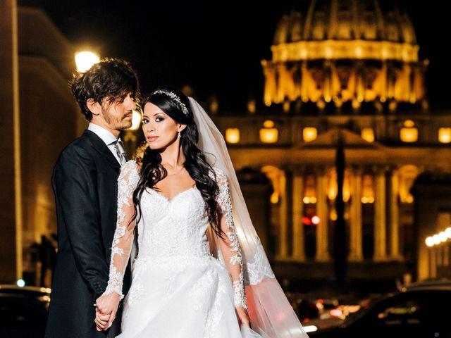 Il matrimonio di Daniele e Myriam a Roma, Roma 70