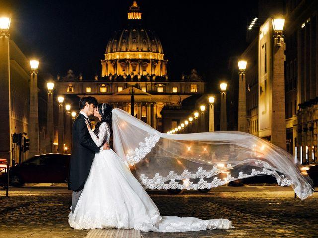 Il matrimonio di Daniele e Myriam a Roma, Roma 2