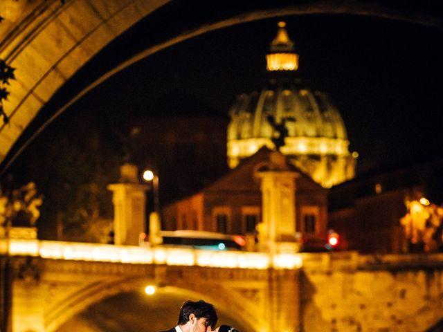 Il matrimonio di Daniele e Myriam a Roma, Roma 71