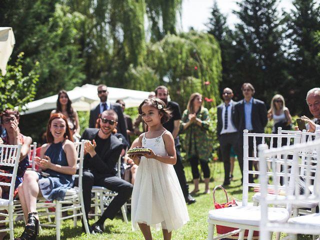 Il matrimonio di DEMETRIO e SILVIA a Torino, Torino 38
