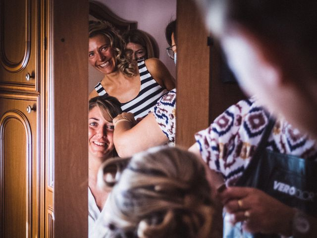 Il matrimonio di Renzo e Vania a Cison di Valmarino, Treviso 7