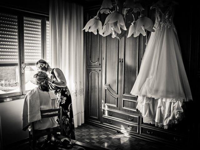Il matrimonio di Renzo e Vania a Cison di Valmarino, Treviso 19