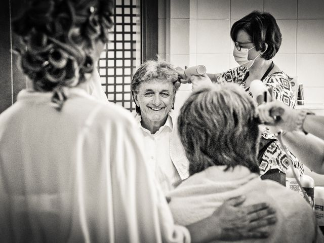 Il matrimonio di Renzo e Vania a Cison di Valmarino, Treviso 23