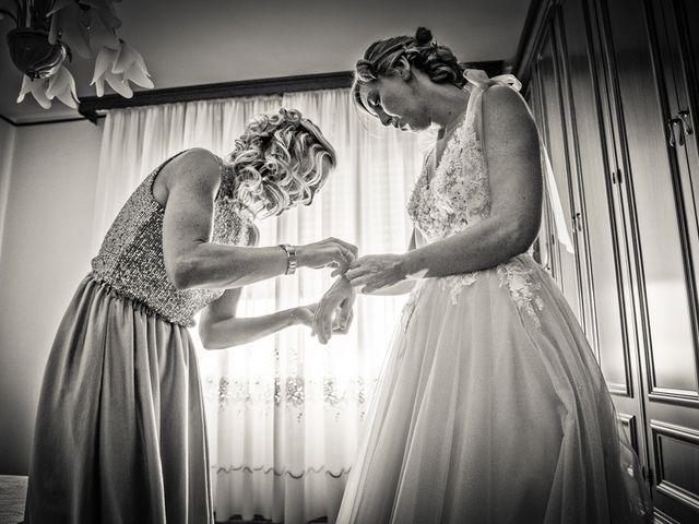 Il matrimonio di Renzo e Vania a Cison di Valmarino, Treviso 32