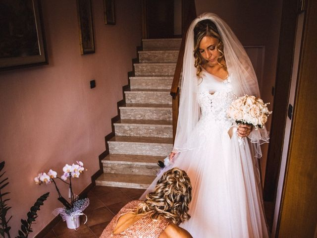 Il matrimonio di Renzo e Vania a Cison di Valmarino, Treviso 43