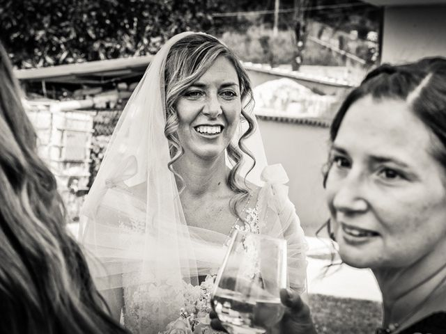 Il matrimonio di Renzo e Vania a Cison di Valmarino, Treviso 47